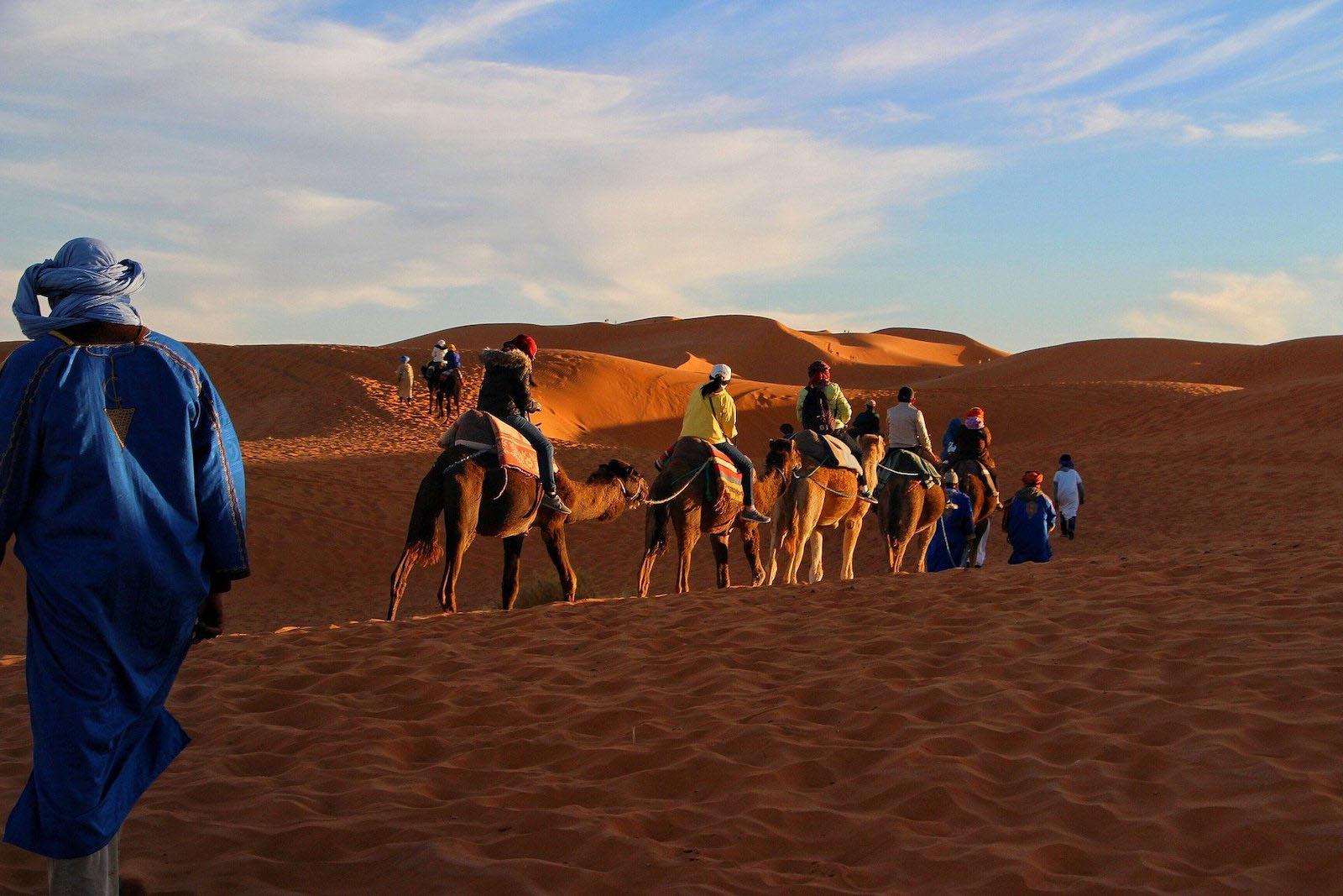circuit méharée Maroc