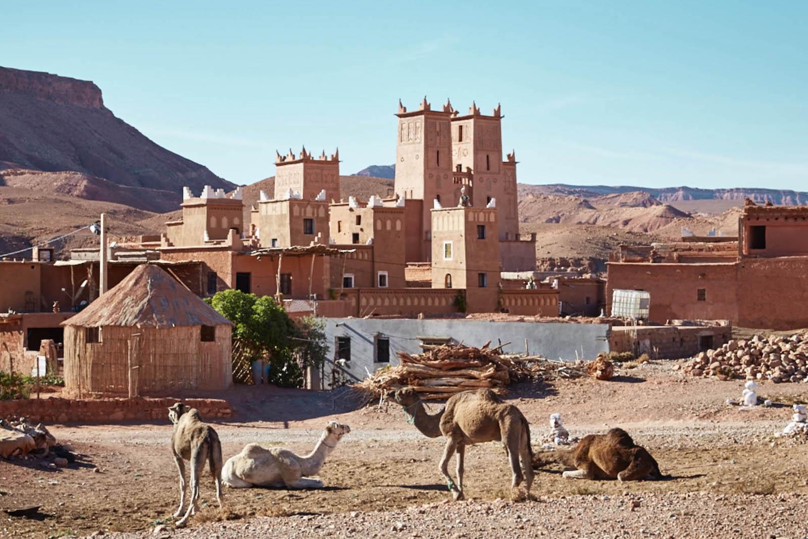 circuit sur mesure maroc