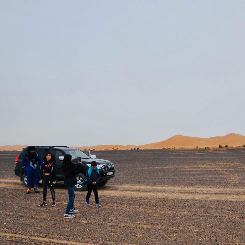 circuit 4x4 Maroc