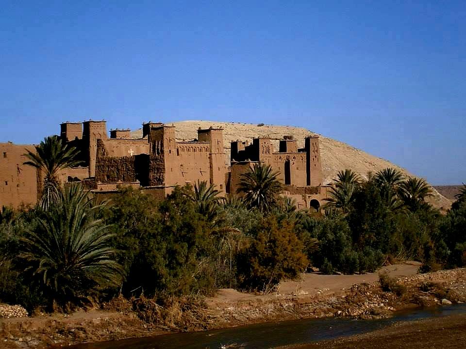 Circuit 4x4 au Maroc