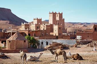 circuit mixte Maroc