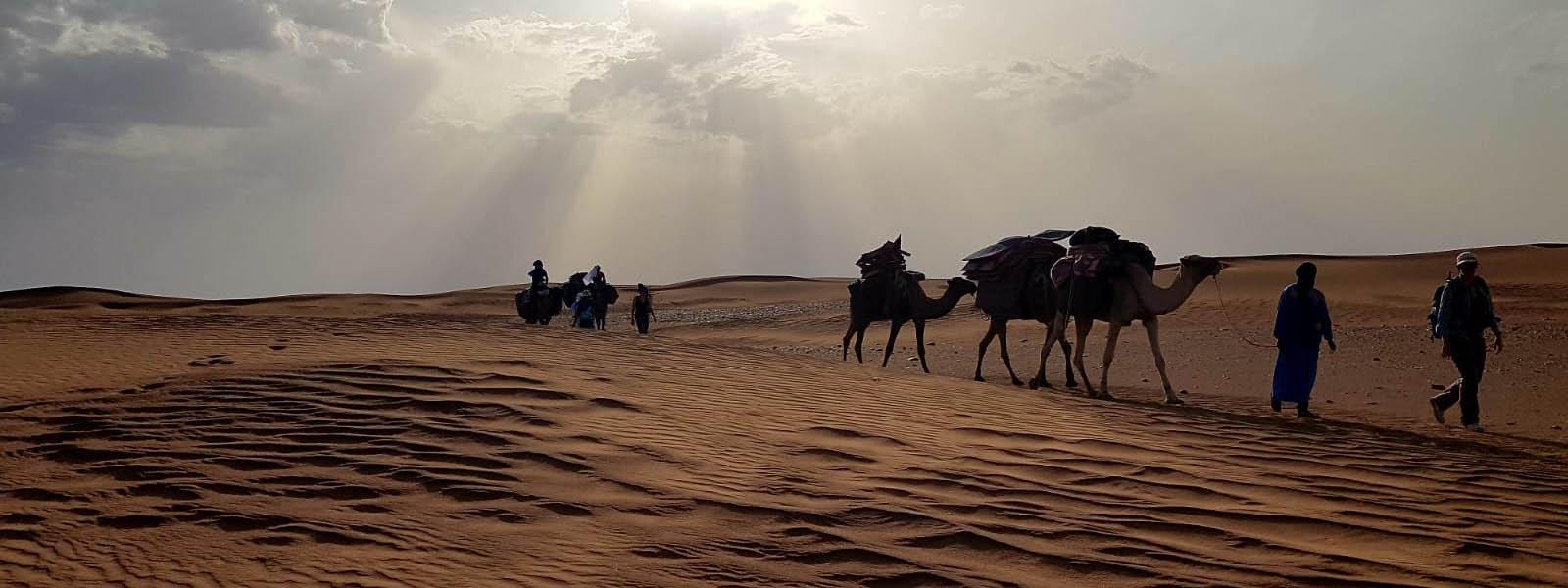 stages et retraites au Maroc
